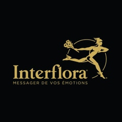 Logo Interflora France Fleurop