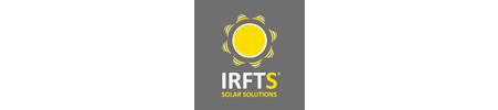 Logo Institut de Recherche Fondamentale en Technologies Solaires - Irfts