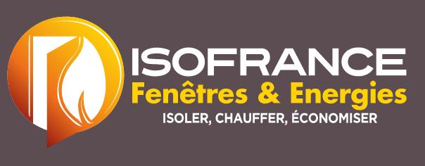 Logo Iso France Fenetres