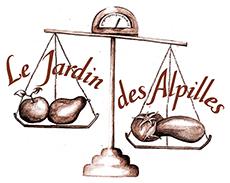 Logo Le Jardin des Alpilles