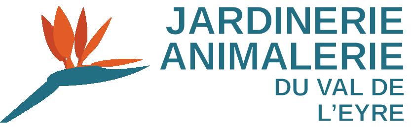 Logo Jardinerie Animalerie du Val de l'Eyre