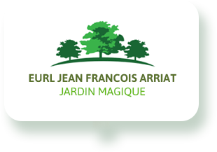 Logo Jean Francois Arriat Jardin Magique