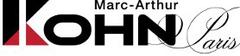Logo Marc Arthur Kohn SAS