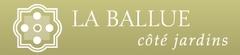 Logo Les Jardins de la Ballue