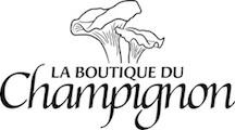 Logo La Boutique du Champignon