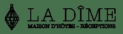 Logo SARL de la Dime
