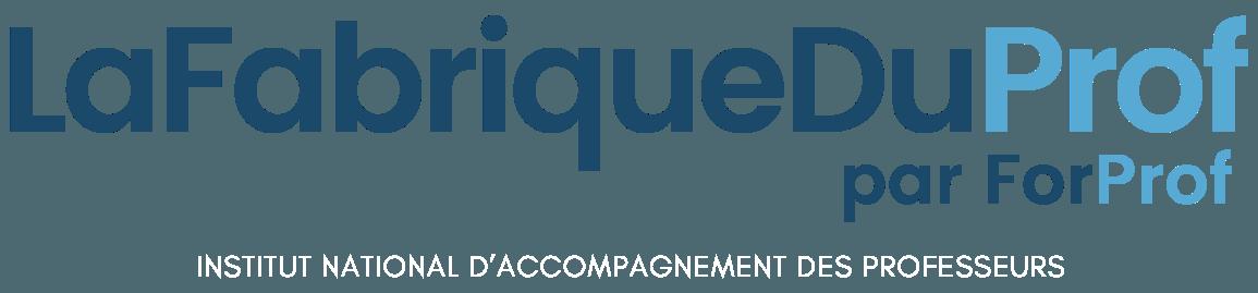 Logo La Fabrique du Prof