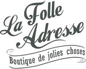 Logo La Folle Adresse Editions