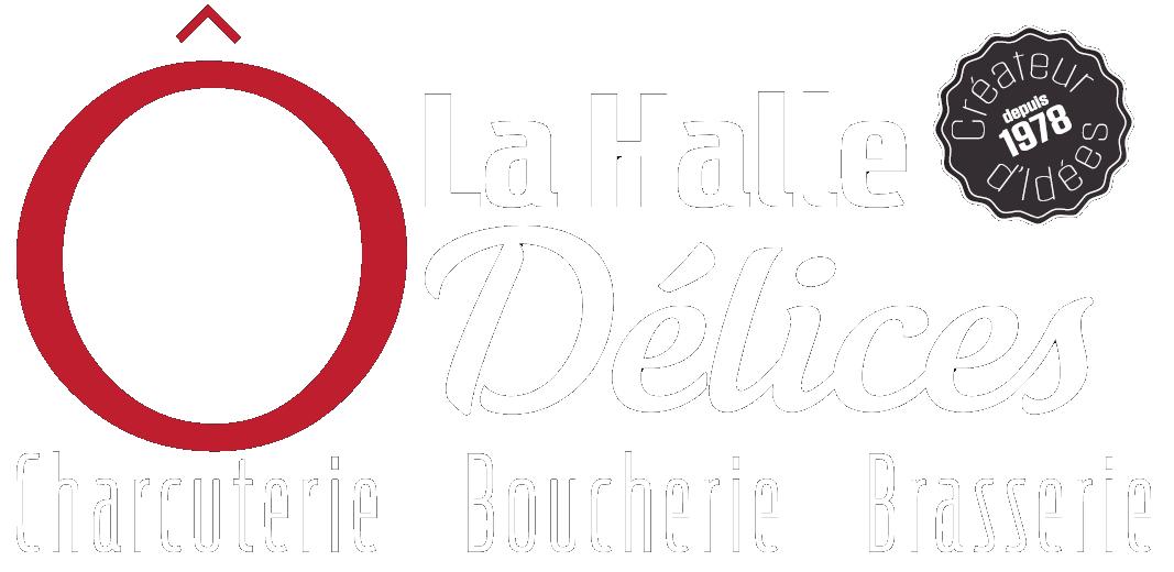 Logo La Halle O Delices