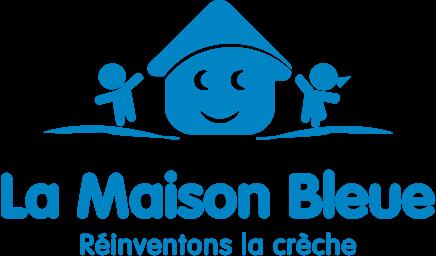 Logo La Maison Bleue - Colombes