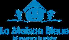 Logo La Maison Bleue- Elancourt