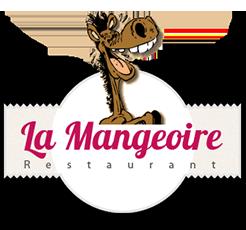 Logo SASU Restaurant la Mangeoire