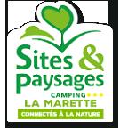 Logo Camping de la Marette