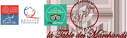 Logo La Table des Marchands