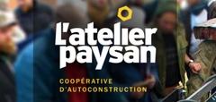Logo L'Atelier Paysan