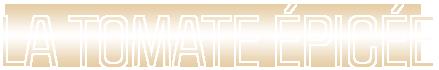 Logo La Tomate Epicee