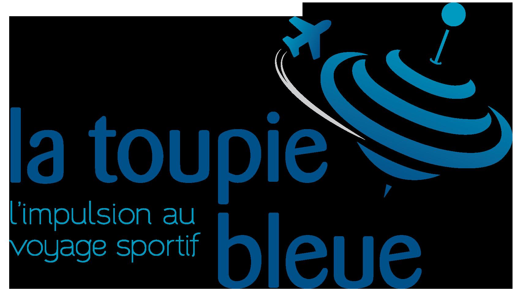 Logo La Toupie Bleue