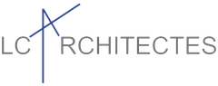 Logo Lc Architectes
