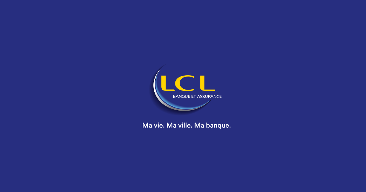 Logo Lcl - le Credit Lyonnais