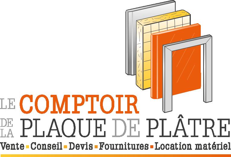 Logo Le Comptoir de la Plaque de Platre