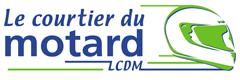 Logo Le Courtier du Motard