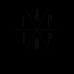 Logo The Laptop, Laptop