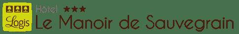 Logo Le Manoir de Sauvegrain