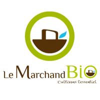 Logo Le Marchand Bio