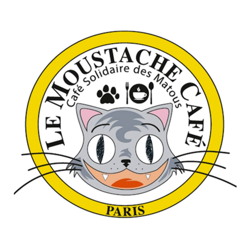Logo Le Moustache Cafe