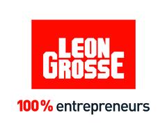 Logo Entreprise Generale Leon Grosse
