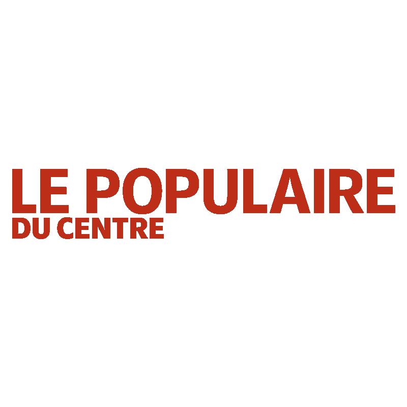 Logo Le Populaire du Centre