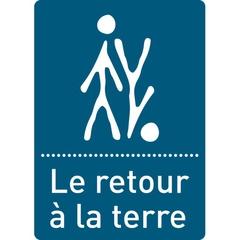 Logo Le Retour a la Terre Rive Droite