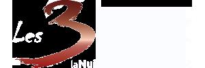 Logo Les 3 Lieux