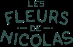 Logo Les Fleurs de Nicolas