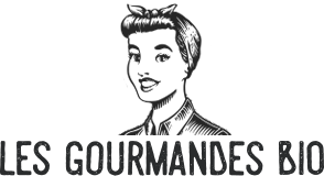 Logo Les Gourmandes Bio