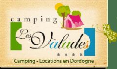 Logo Camping les Valades