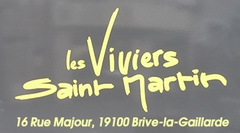 Logo Les Viviers Saint Martin
