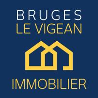 Logo Le Vigean Immobilier