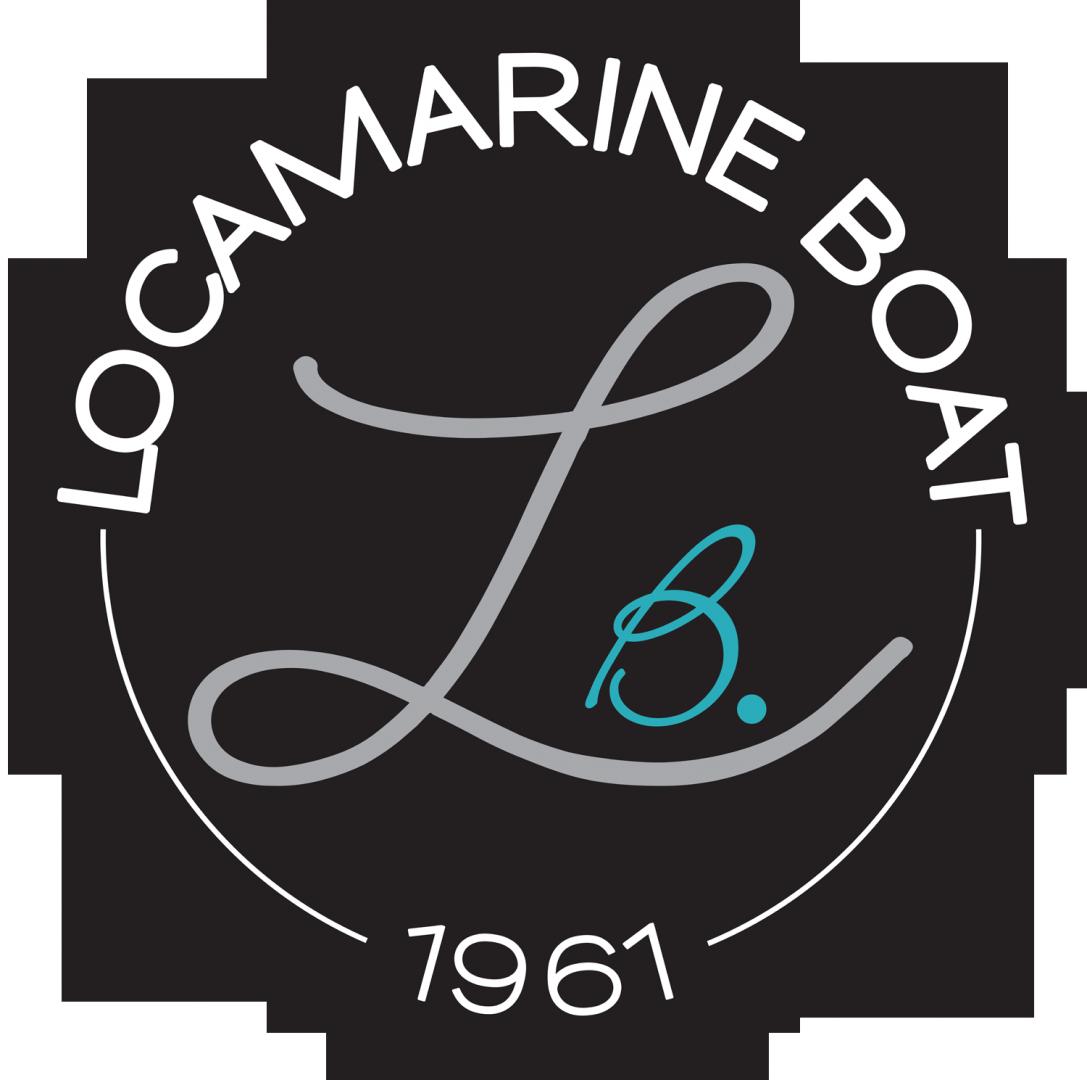 Logo Locamarine Boat