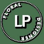 Logo Lp Floral Designer