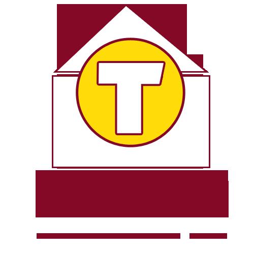 Logo Theze Construction