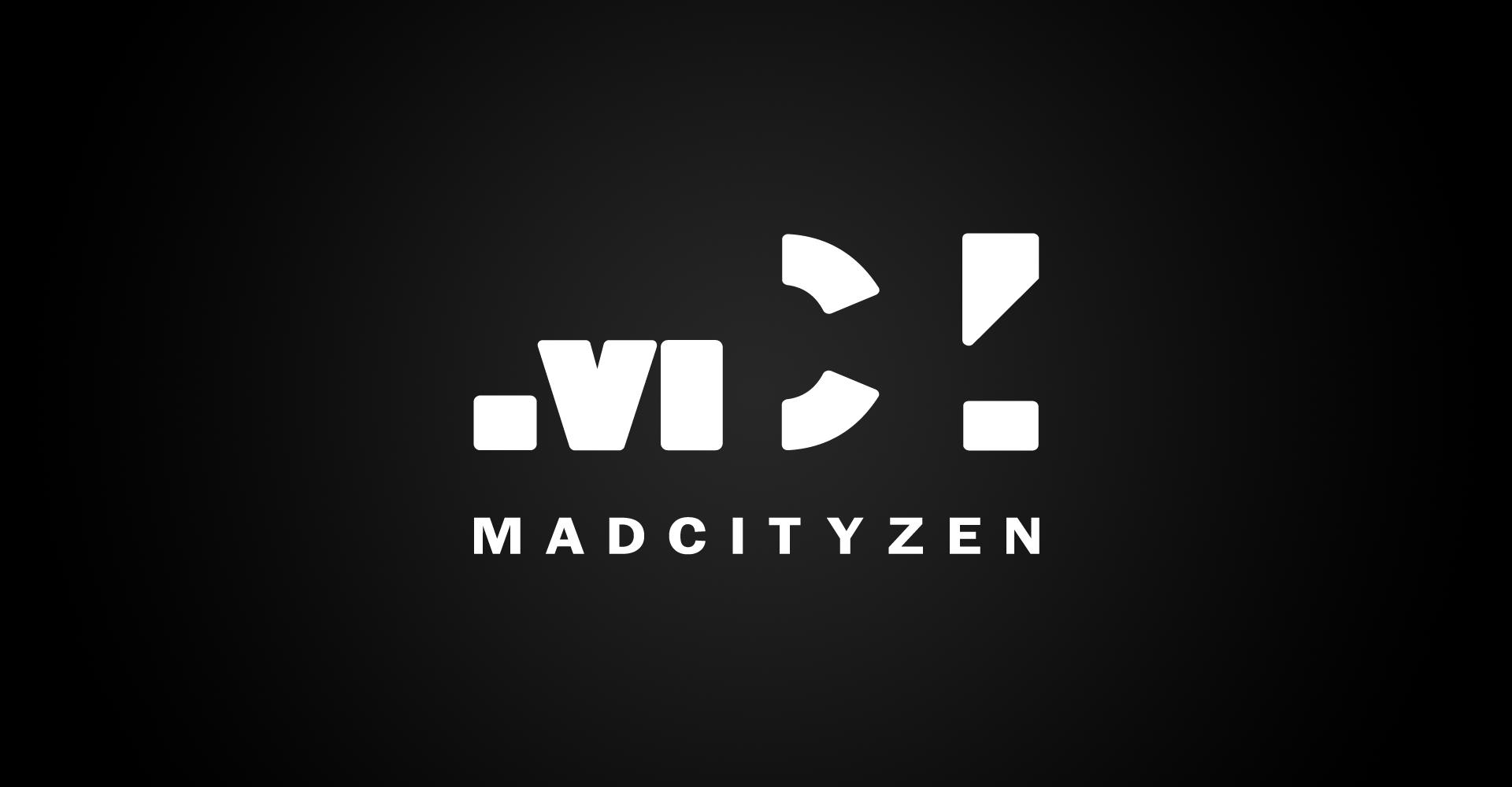Logo Mad City Zen