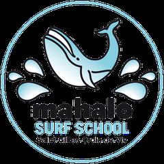 Logo Mahalo Surf
