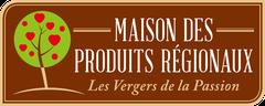 Logo Les Vergers de la Passion Maison des Produits