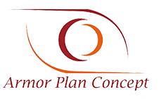Logo Armor Plan Concept