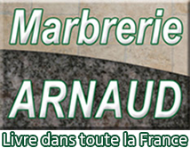 Logo Marbrerie Arnaud
