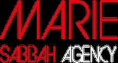 Logo Marie Sabbah Agency