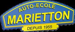 Logo Auto-Ecole Marietton