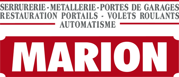 Logo Marion Serrurerie Metallerie