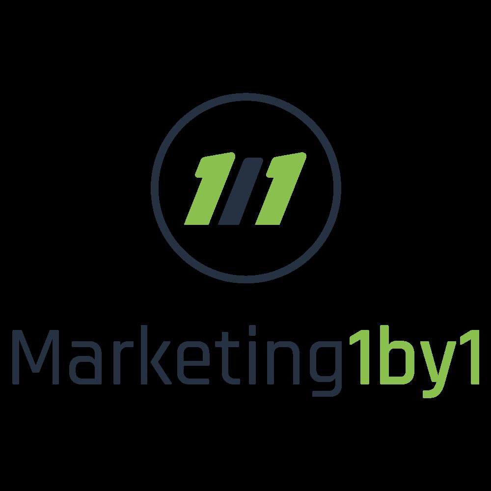 Logo Marketing 1By1